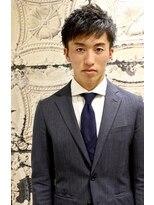銀座マツナガ 箱崎店(GINZA MATSUNAGA)【マツナガ箱崎】スタイリッシュブラックショート