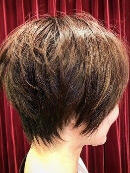 ミモザ MiMoSaの写真/「大人の品格は艶髪が決め手」―着飾るのではなく、素を磨く。大人女性のための美容カラーでハリ・コシUP!
