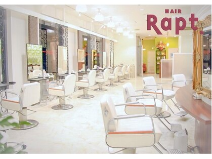 Rapt.HAIR 【ラプトヘア】
