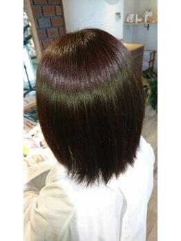 オーダーメイド艶髪ヘアエステ ユーエン(iuen)の写真/くせ毛・うねりの原因は人それぞれ・・・。あなたに合った解決策見つけます★