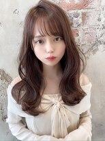 アフロート ワールド 渋谷(AFLOAT WORLD)渋谷アフロート 張替 渋谷発 女性らしいカーブ感シルエット