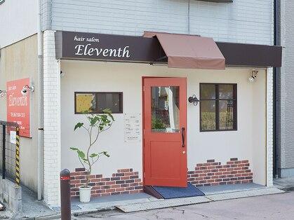 ヘアーサロン イレブンス(hair salon Eleventh)の写真