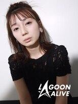 LAGOON ALIVE 亀田一磨 ☆おめかしアレンジ☆