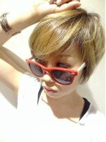 ヘアーデコ グラント(hair deco Grant)the sun