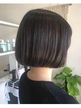 キキヘアメイク(kiki hair make)ブルーアッシュ