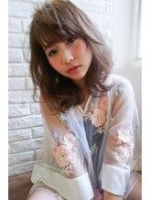 アイユー(IU)*IU* 春☆ゆるっとパーマのオトナミディアム