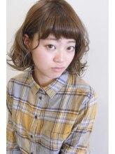 ポートレイト ヘアーデザイン(PORTRAIT hair design)カーリーライトボブ