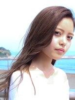 ケンジ エノシマ(KENJE enoshima)【井 哲也】外国人風グレージュ KENJEenoshima