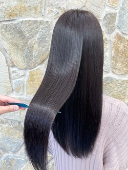 オーロ 西大寺店(ORO)の写真/≪西大寺駅すぐ☆≫憧れのサラツヤ髪へ…ハイキャリアスタイリストがあなたの理想ヘアーを叶えます!
