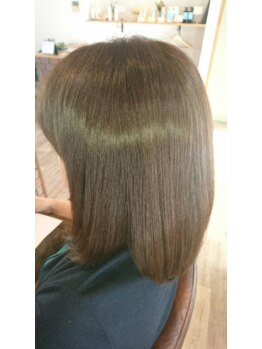 オーダーメイド艶髪ヘアエステ ユーエン(iuen)の写真/ダメージヘアの髪質改善★オーダーメイド艶髪ヘアエステメニューで艶髪へ★