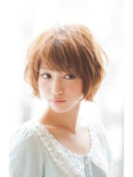 ヘアー デザイン ソラ(hair design SORA)の写真/時間が経っても扱いやすいのは当たり前♪あなたの魅力を最大限デザインしてくれる【SORA】デザイン!