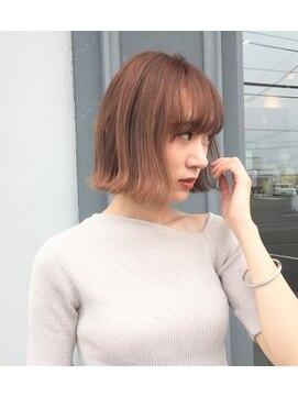 グランヘアー 豊岡店(GRAN HAIR)【GRANHAIR豊岡店】 切りっぱなしボブ