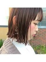 ハイライト × ムラサキピンク