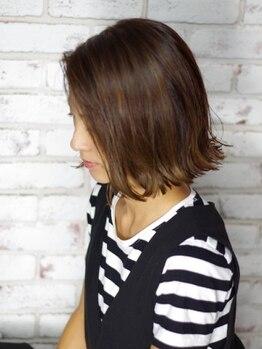 プラタナス 国分寺(PLATANUS)の写真/【リンケージ/ハホニコ/TOKIO/フローディア】厳選した4種類の中から一人ひとりの髪質に合うTrをご提案♪