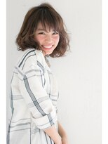 ミンクス ハラジュク(MINX harajuku)【藤田昂補】赤味が苦手な方にオススメのアッシュカラー