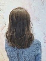 ヘアーサロン リアン 鴻巣店(hair salon Rien)透明No.1フォギーベージュ