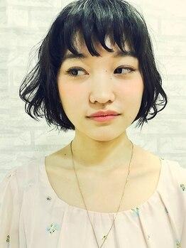 ヘアーグラシュ(HAIR gracieux)の写真/美シルエットで毎日が綺麗に。似合わせ技と磨かれたセンスでサイド~トップにかけてのシルエットを美しく♪