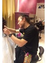 アドミラル ベー ヘアーデザイン(Admiral b Hair design)尾西 義弘