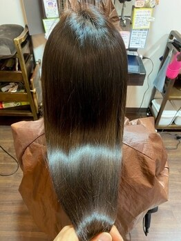 ヘアケアサロン シェーン(hair care salon Schon)の写真/【JR尼崎】他では真似できない!本当にヤバい!内部からしっかり修復『超修復やばやばトリートメント』☆