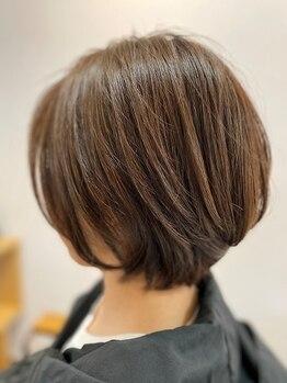ナルー(nalu)の写真/自然体のまま美しいあなたへ!大人女性のためのヘアスタイルをご提案!大人の魅力を引き出します