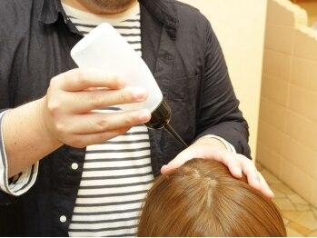 ポルテ(PORTE)の写真/髪の健康を第一に★美しい髪づくりには、美しい頭皮づくりがカギ◎輝くツヤ髪を手に入れよう♪