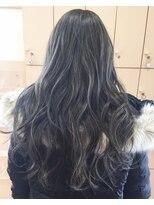 アドゥーヘアー(A do hair)highlight × ash gray