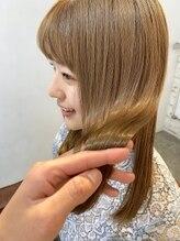 プーロ オモテサンドウ(pu-ro omote-sando)髪質改善プログラム『EVA』で髪の悩みを解決◎