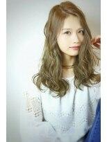 ソース ヘア アトリエ(Source hair atelier)【Source】ヌーディベージュブラウン