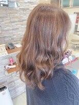 ネオヘアー 東向島店(NEO Hair)ふんわりブラウンベージュ