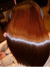 デュース ヘアーメイクス(DEUCE Hair Makes)KIRARA縮毛矯正◇