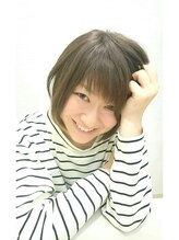 ヘア デザイン ルナ(Hair Design Luna)【Luna】♪レイヤーボブスタイル♪