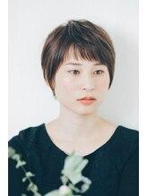ヘアラウンジ アンリオ(hair lounge an rio)☆シンプルショート☆