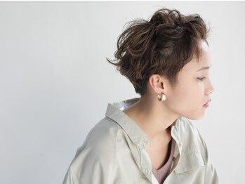 ピナッツ(pinuts)の写真/美しい髪は健康な頭皮から―。カラーを楽しみながら同時に頭皮ケアもできる♪ストレスケアにもおすすめ*