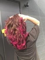 秋カラー、ピンク