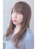 ヘアードットツミキ(HAIR.TSUMIKI)ラベンダーアッシュカラー