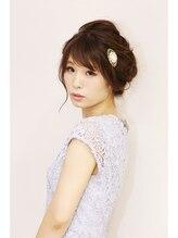 ソルヘアアンドメイク (SOL hair&make)SOLhair&make アレンジセット【天神 大名】『092-712-8677』