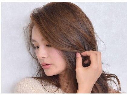 トーキョーヘアーギンザ(TOKYO hair GINZA)の写真