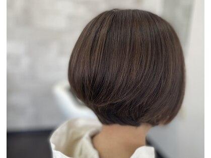 シーヘアー(C hair)の写真