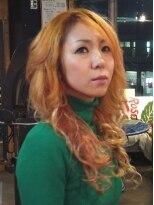 ジル 花小金井(Jill)ビビットカラーでカッコよく見せるスタイル