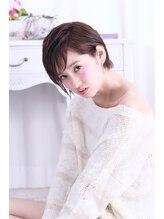 ルーヴル トータル ビューティ サロン 生駒(LOUVRE Total Beauty Salon)ウェットショート