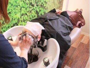 メリーランド 日吉(MerryLand)の写真/【日吉】毎日のシャンプー、ちゃんとできてますか?