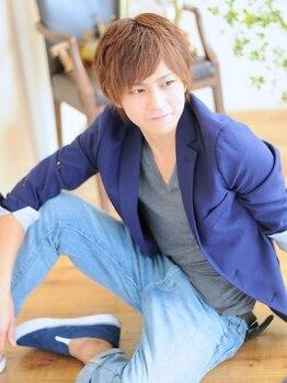 フェイス(FACE)の写真/JR町田駅徒歩2分◆ON/OFF関係なくキマるメンズStyleをご提案!自然なお洒落さであなたに「馴染む」hairに。