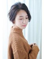 ウィルゴ(VIRGO)【VIRGO】橋元リョウイチ アップバングハンサムショート