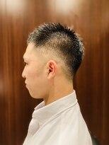 スポーツ刈り/ヒロ銀座/床屋/理容室/田町/メンズサロン