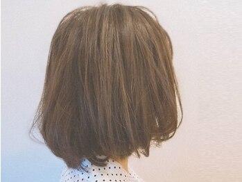 """パティナベール (Patina Veil)の写真/アフターケアも充実◎再現性の高いスタイル創りで素敵・キレイなシルエットを実現。""""なりたい""""を叶えます…"""