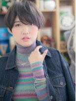 *+COVER HAIR+*…ハンサムマッシュショートa