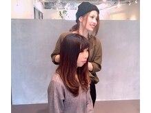 美髪カウンセリング