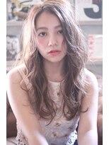 ネイビーカラー美髪チェンジ