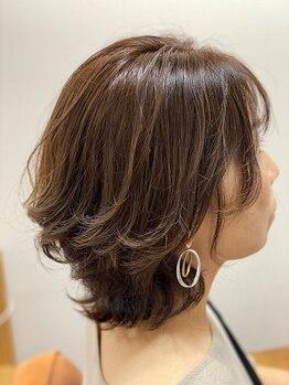 ナルー(nalu)の写真/あなたに寄り添うサロン《nalu hair make》コンテスト受賞歴ありのスタッフがあなたに1番似合う髪をご提案