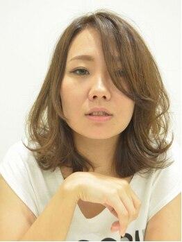 モリ(mori)の写真/パルッキースチーム使用☆髪の芯から保湿して毛先まで潤いあるツヤツヤふんわりカールに仕上げます♪